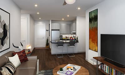 Living Room, Proximity at 10th, 1