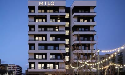 Building, Milo Apartments, 0