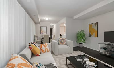 Living Room, Parkland Square, 0