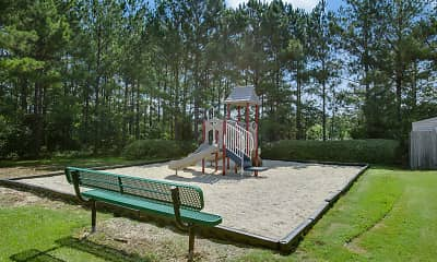 Playground, Meadow Wood Apartments, 2