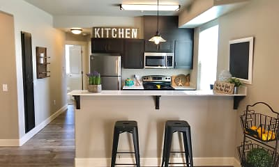 Kitchen, The Reserve At Brookswood, 1