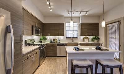 Kitchen, Camden Foothills, 1