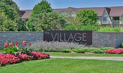 Community Signage, The Village, 0