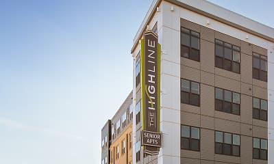 The Highline Senior Apartments, 0