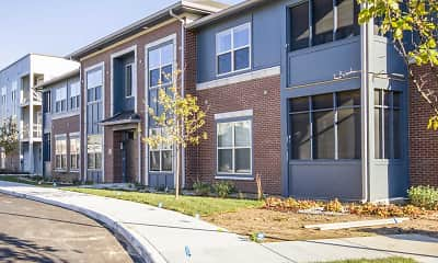 Building, Grandview Flats and Townhomes, 2