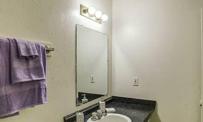Bathroom, Hidden Oaks I, 2