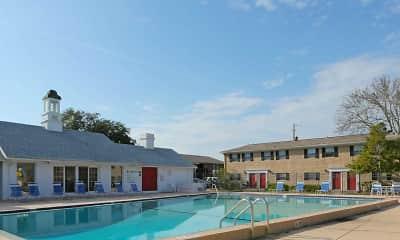 Pool, Kings Trail, 1