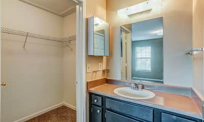 Bathroom, Rutherford Woodlands, 2