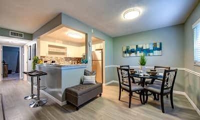 Dining Room, Thee Boardwalk, 1