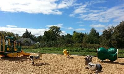 Playground, Colonial Square, 2