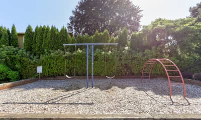 Playground, Dawson Village Apartments, 1