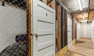 Storage Room, Jackson Apartments-Downtown Fargo, 2