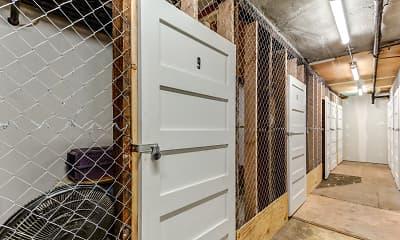Storage Room, Jackson Apartments-Downtown Fargo, 2