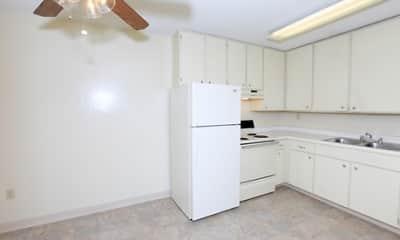 Kitchen, Regency Apartments, 2