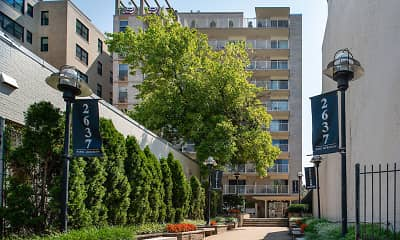 Building, Park Meridian, 2