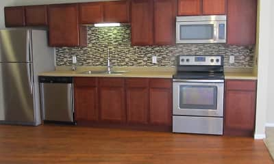 Kitchen, Cityscapes Plaza, 1