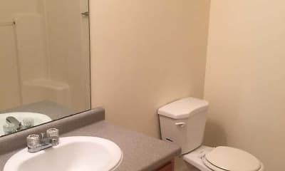 Bathroom, Cornerstone Estates, 2
