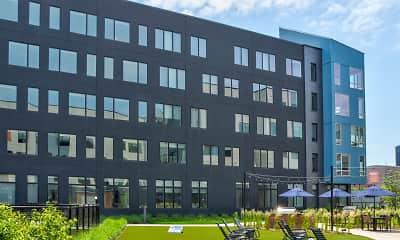 Building, Dey & Bergen, 1