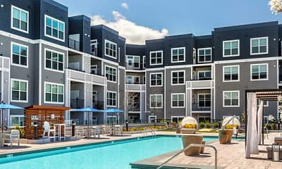 Pool, Avalon Residences at The Hingham Shipyard, 0