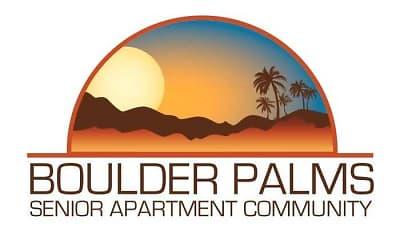 Community Signage, Boulder Palms Apartments, 2