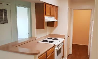 Kitchen, Woodridge, 1