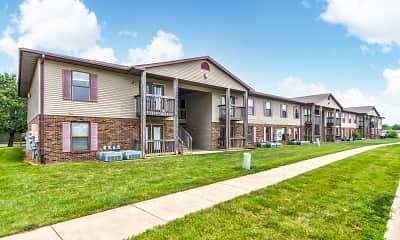 Building, Rainbow Apartments, 0