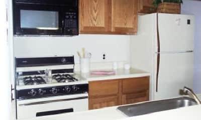 Kitchen, Arlington Manor, 2
