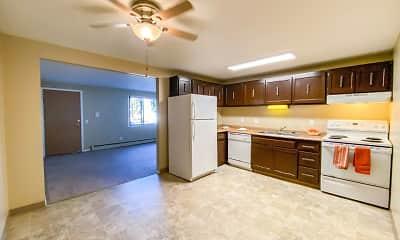 Kitchen, Capitol View, 1