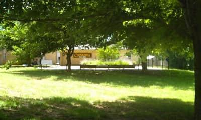 Landscaping, Cedar Creek, 1