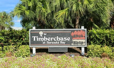 Community Signage, Timber Chase At Sarasota Bay, 2