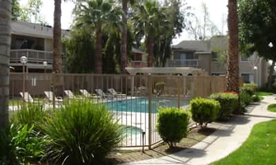 Pool, Arborgate Apartments, 2