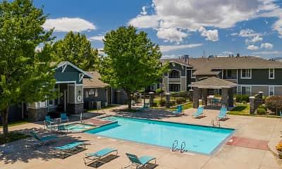 Pool, Allegro At Corner Canyon, 1