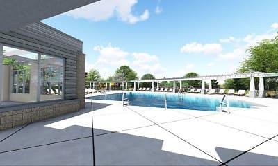 Pool, The Foundry Richmond, 1