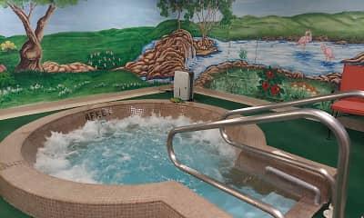 Pool, Maple Gardens Village, 2