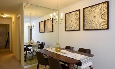 Dining Room, Village Of Pine Run, 1