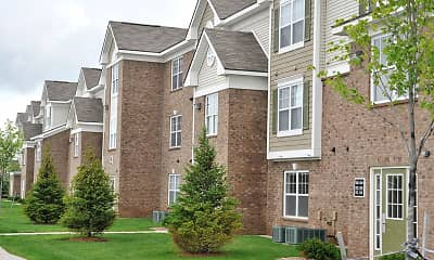 Building, Towne Lakes Apartments, 0