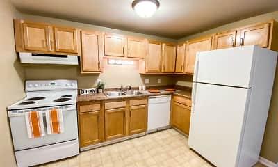 Kitchen, Capitol View, 0