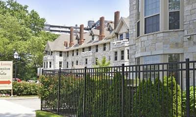 Mansion at Bala, 2