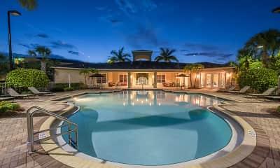 Pool, Kitterman Woods Apartments, 0