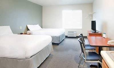 Bedroom, WoodSprings Suites Dickinson, 0