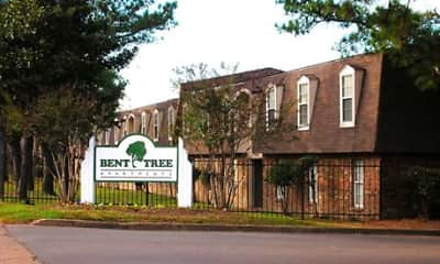 Community Signage, Bent Tree, 0