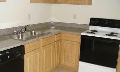 Kitchen, Legacy Mills Townhomes/Duplexes, 1
