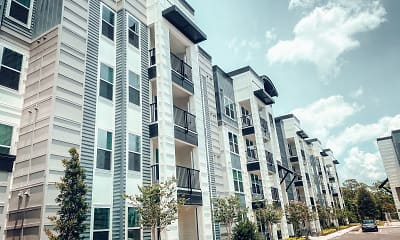 Building, Vale East Apartments, 0