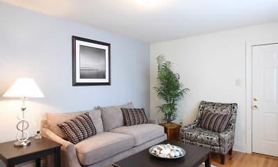 Living Room, Huntington On The James, 1