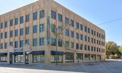 Building, Landmark on Lamar, 1