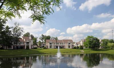 Lake, Windsor Oaks Apartment Homes, 0