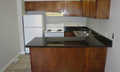 Kitchen, Millstream Gardens, 0