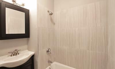 Bathroom, 130-142 N. Humphrey, 1