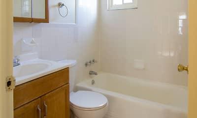 Bathroom, Lloyd Manor, 2