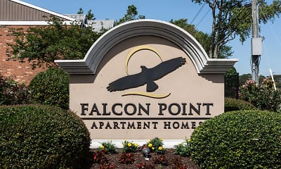 Community Signage, Falcon Point Apartment Homes, 2
